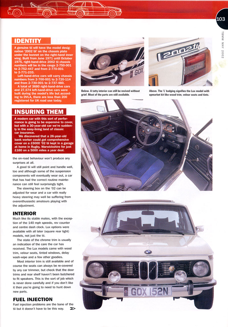 Tony Bmw E12 M535i L Jetronic Fuel Injection Systems Schematic Diagram Download Pdf