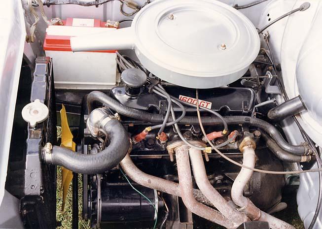 Tony Bmw Ford Cortina 1600e