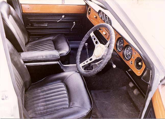 BMW Car Cover >> Tony BMW Ford Cortina 1600E